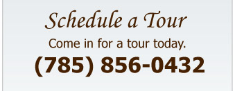 Tuckaway Lawrence apartments - Schedule a Tour
